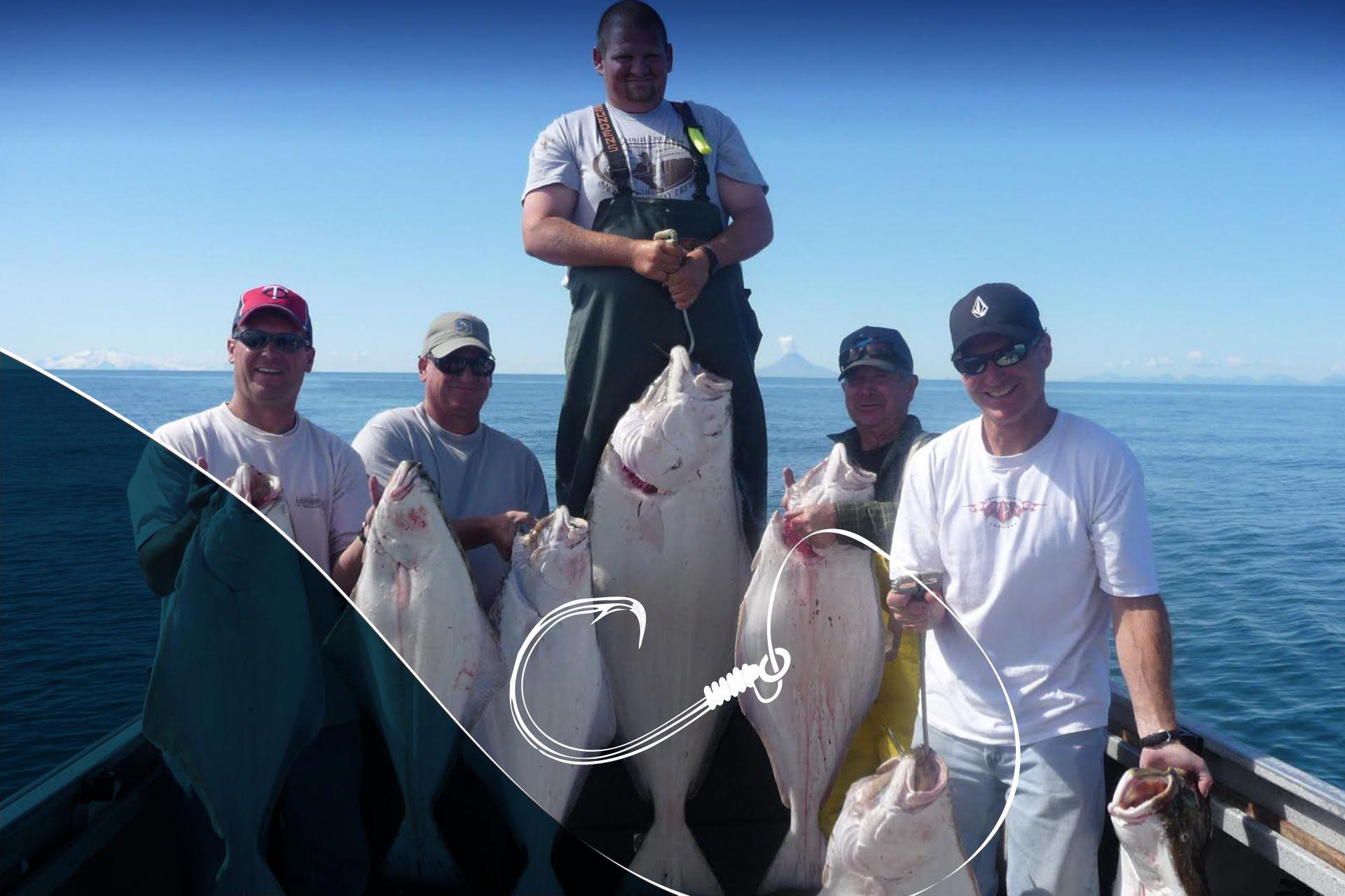 Alaska halibut fishing homer alaska halibut fishing for Best alaska fishing packages
