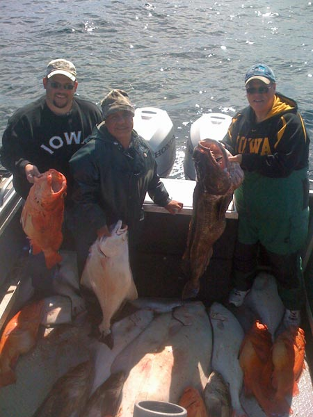 Homer Fishing Charters with Catch A Lot Charters Homer AK